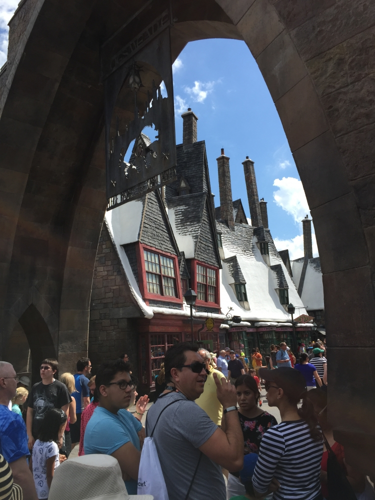 Back to Hogsmeade